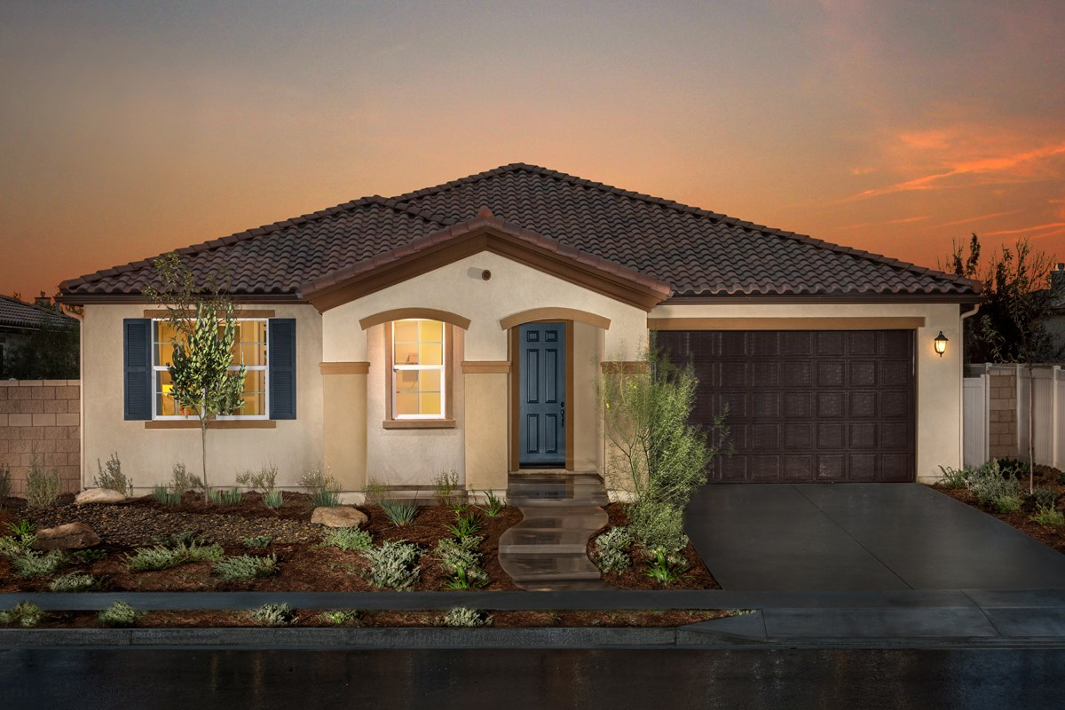 New Homes in French Valley, CA - Alure Residence Three