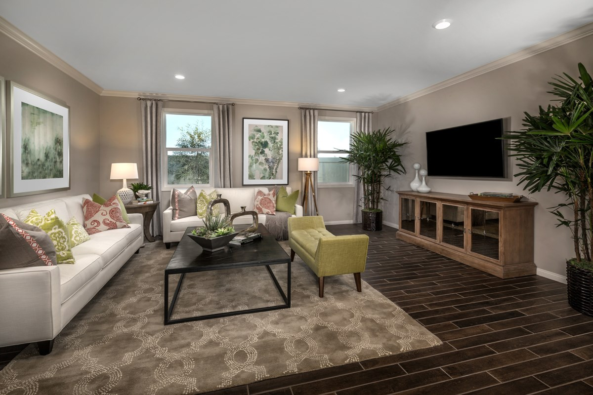 New Homes in French Valley, CA - Alure Residence Three - Flex Room