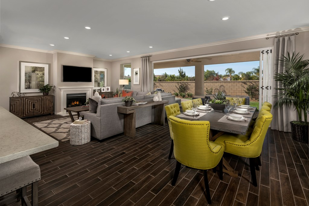 New Homes In California By Kb Home