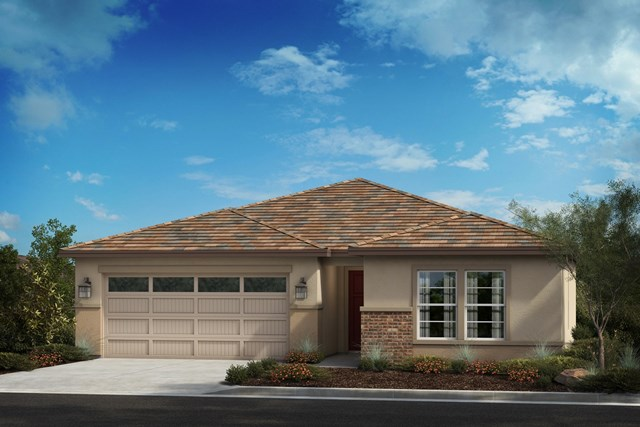 New Homes in Winchester, CA - Prairie 'C'