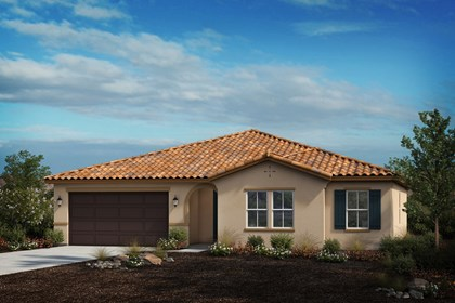 Residence Five Modeled New Home Floor Plan In Autumn