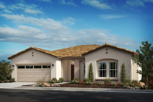 New Homes in Moreno Valley, CA - Spanish 'A'