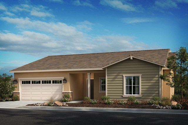 New Homes in Moreno Valley, CA - Ranch 'D'