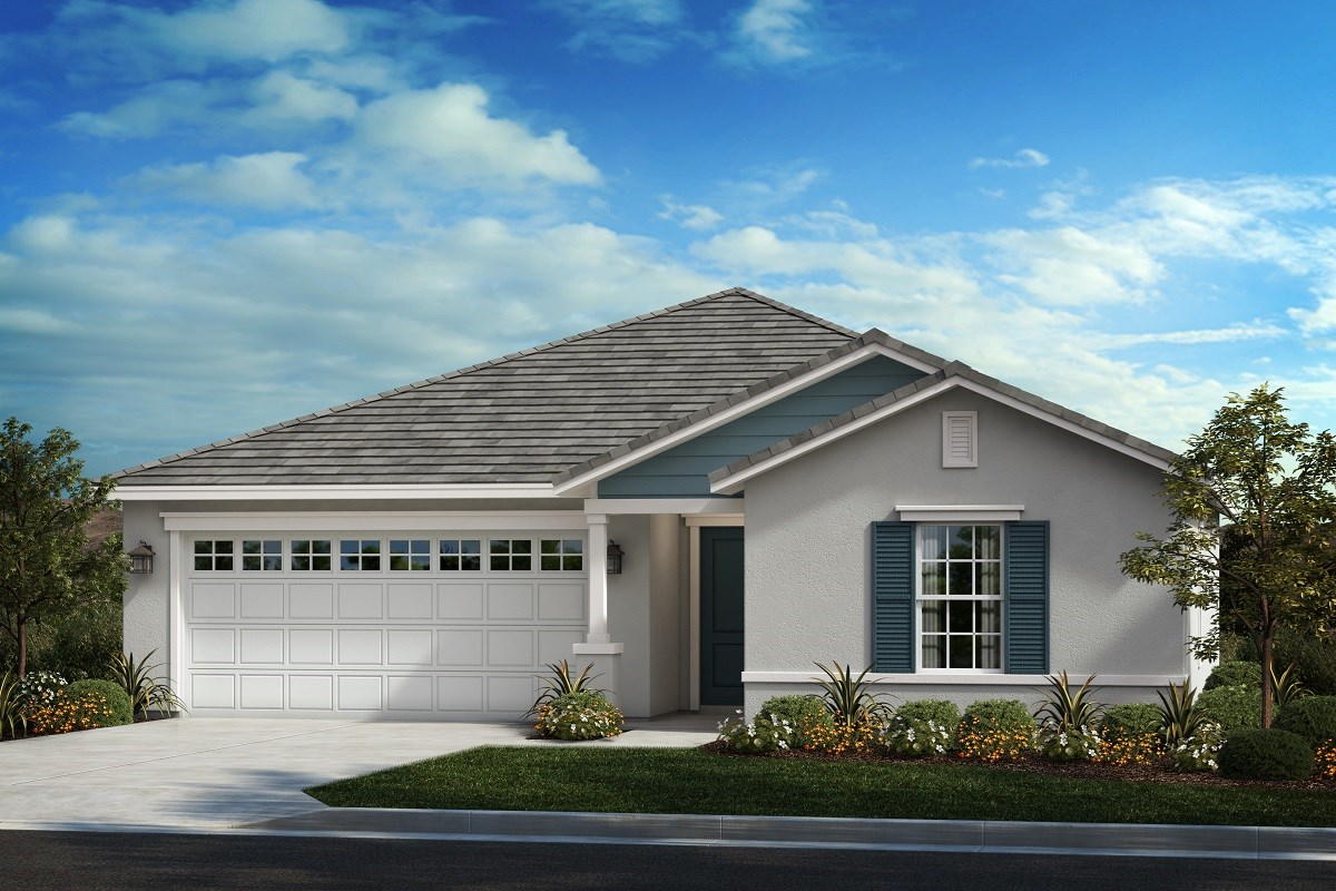 New Homes in Moreno Valley, CA - Boulder Ridge Residence Two - Traditional 'B'