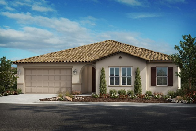 New Homes in French Valley, CA - Spanish 'A'