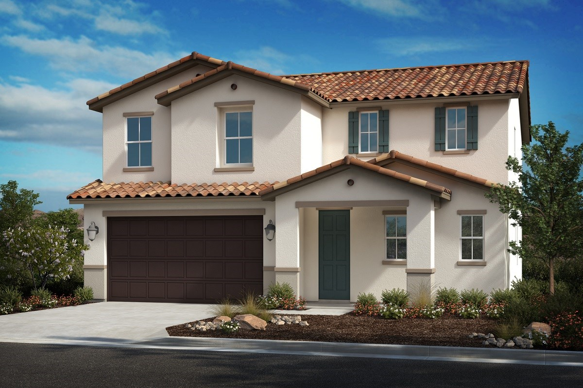 New Homes in French Valley, CA - Camberly Place Residence Four