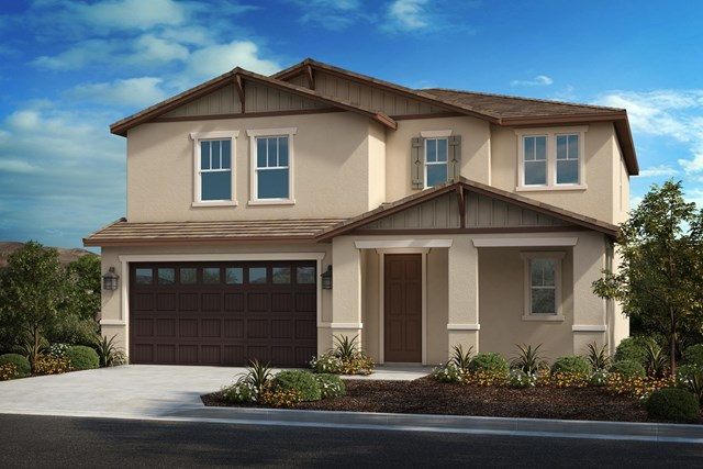 New Homes in French Valley, CA - Craftsman 'C'