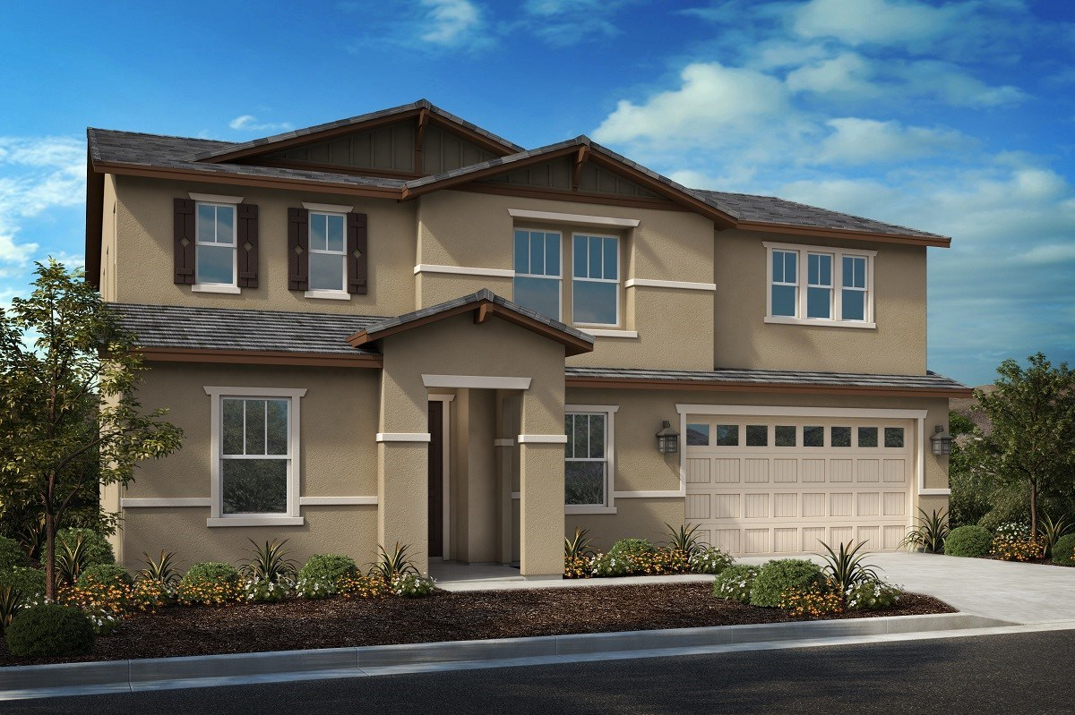 New Homes in French Valley, CA - Camberly Place Residence Six