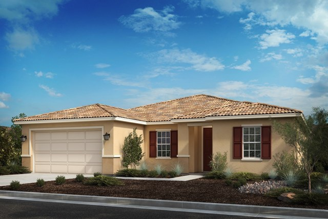 New Homes in Winchester, CA - Italianate 'D' 3-car