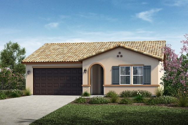 New Homes in Winchester, CA - Spanish 'A'
