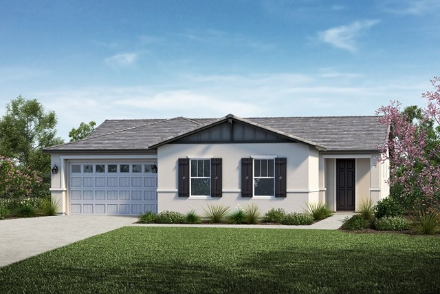New Homes in Winchester, CA - Craftsman 'C' 3-car