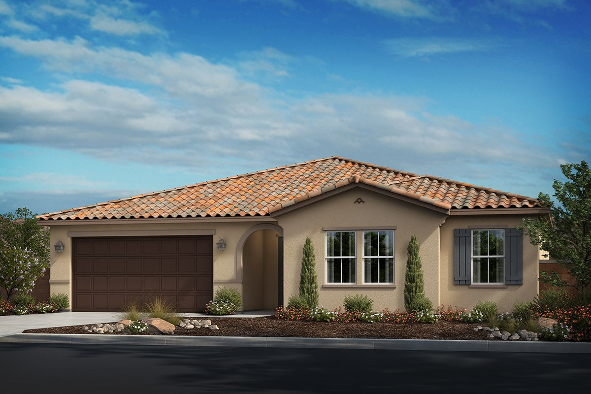 New Homes in Riverside, CA - Capistrano at Spring Mountain Ranch Residence One