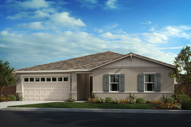New Homes in Riverside, CA - Craftsman 'C'