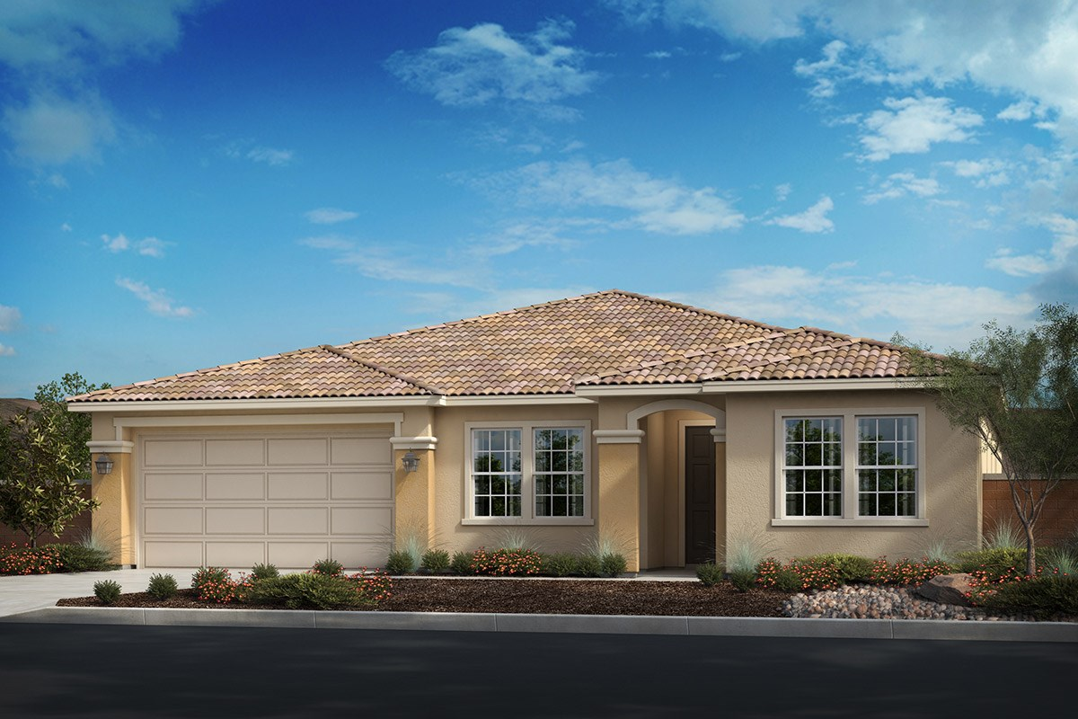 New Homes in Riverside, CA - Capistrano at Spring Mountain Ranch Residence Two