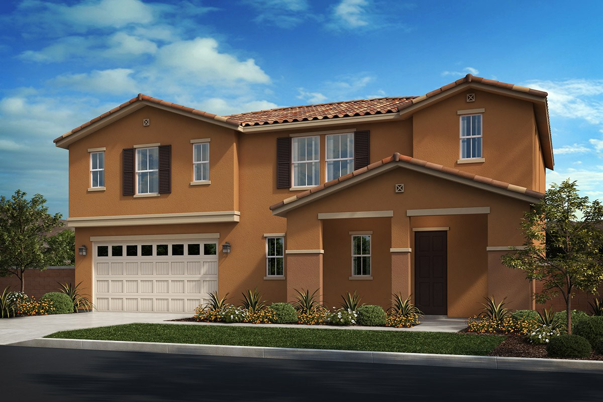 New Homes in Riverside, CA - Capistrano at Spring Mountain Ranch Residence Four