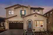 New Homes in Corona, CA - Residence Two Modeled