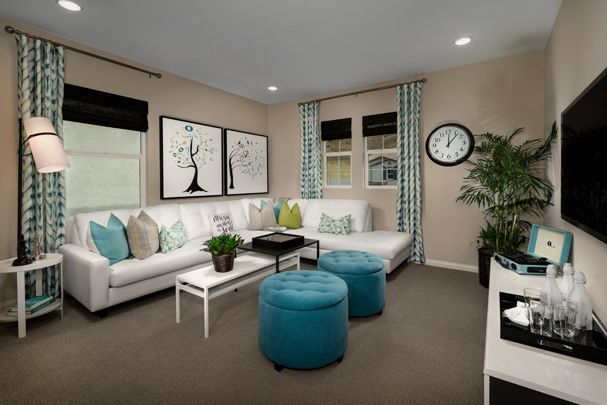 New Homes in Temescal Valley, CA - Caraway at Terramor Residence Four - Loft