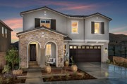 New Homes in Corona, CA - Residence Six Modeled
