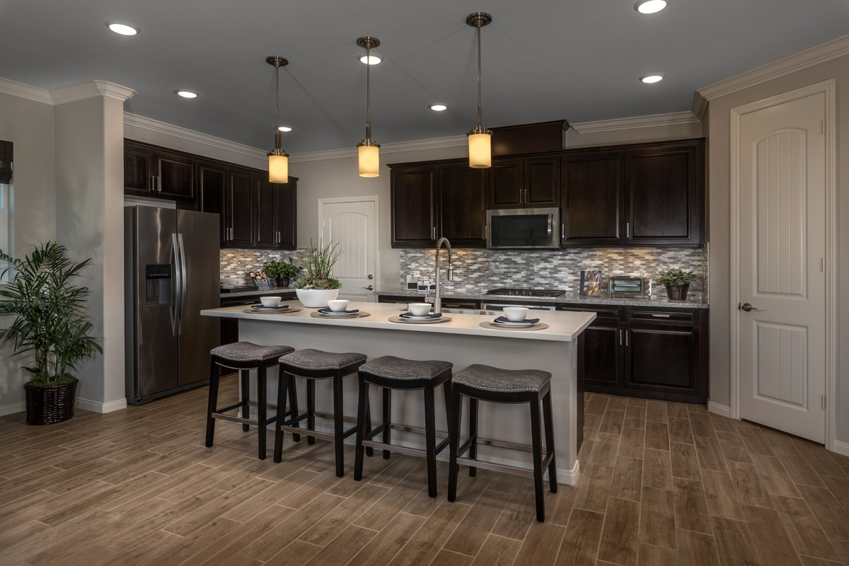 New Homes in Temescal Valley, CA - Caraway at Terramor Residence Six - Kitchen