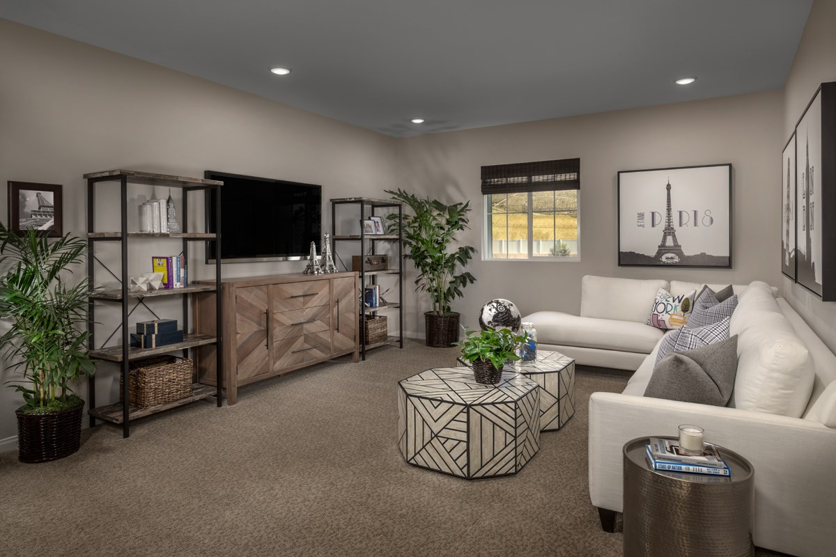 New Homes in Temescal Valley, CA - Caraway at Terramor Residence Six - Loft