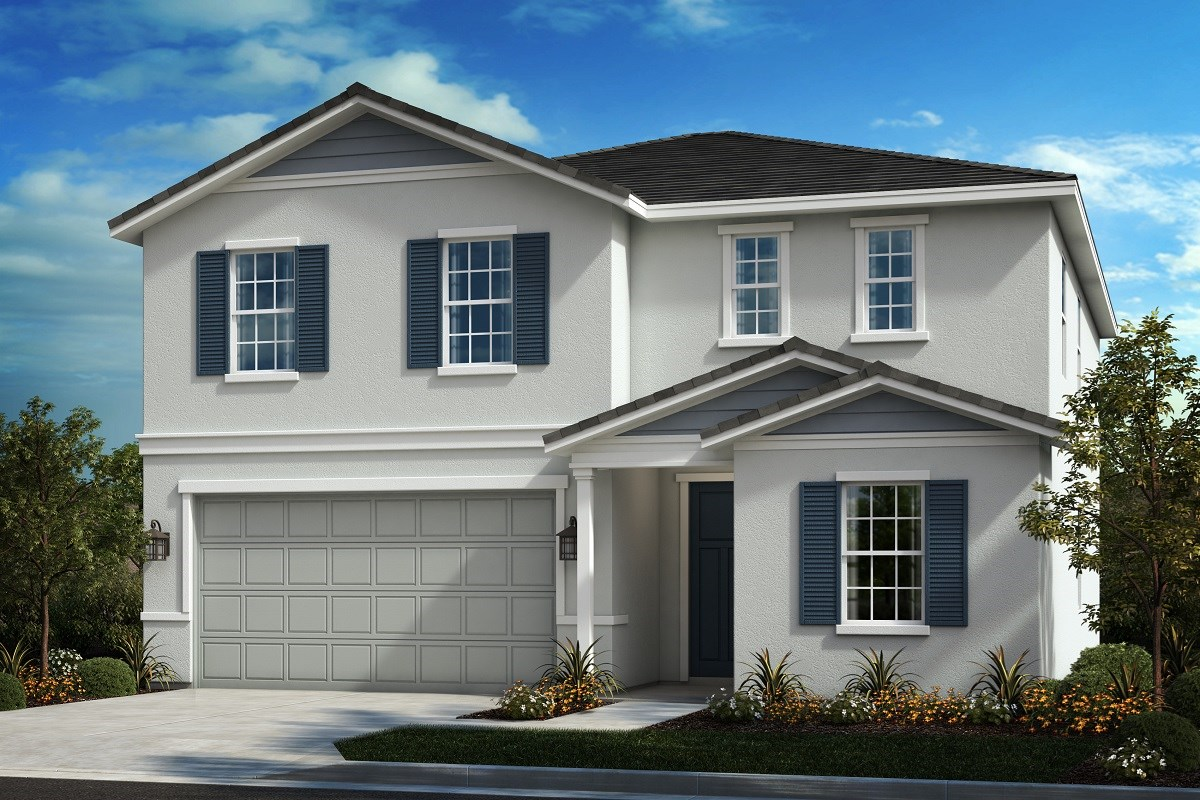 New Homes in Riverside, CA - Carmel Ridge at Spring Mountain Ranch Residence 2909 - Traditional 'B'