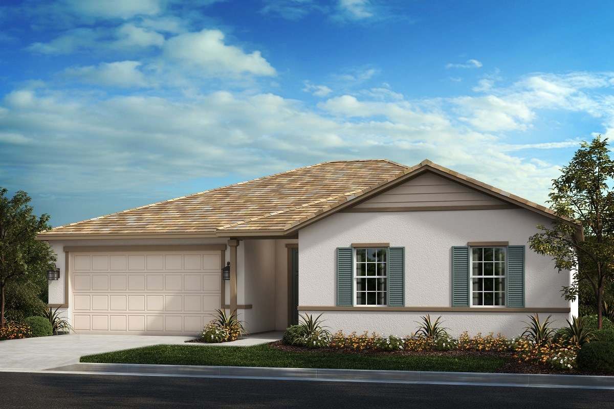 New Homes in Riverside, CA - Carmel Ridge at Spring Mountain Ranch Residence Two