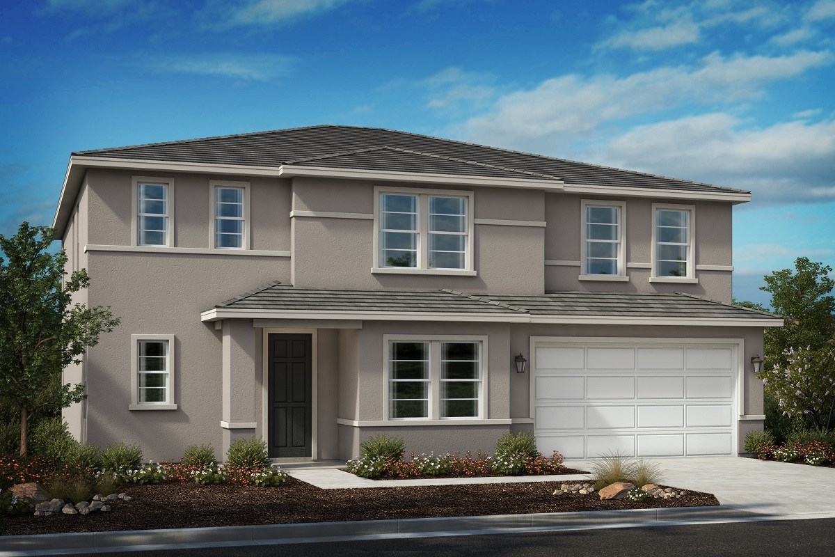 New Homes in Riverside, CA - Carmel Ridge at Spring Mountain Ranch Residence 3595 - Prairie 'A'