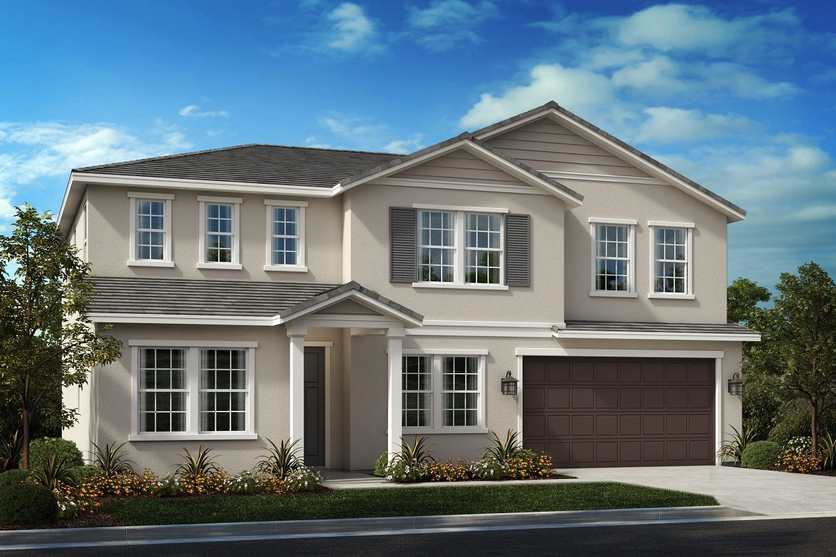 New Homes in Riverside, CA - Carmel Ridge at Spring Mountain Ranch Residence 3228 - Traditional 'B'