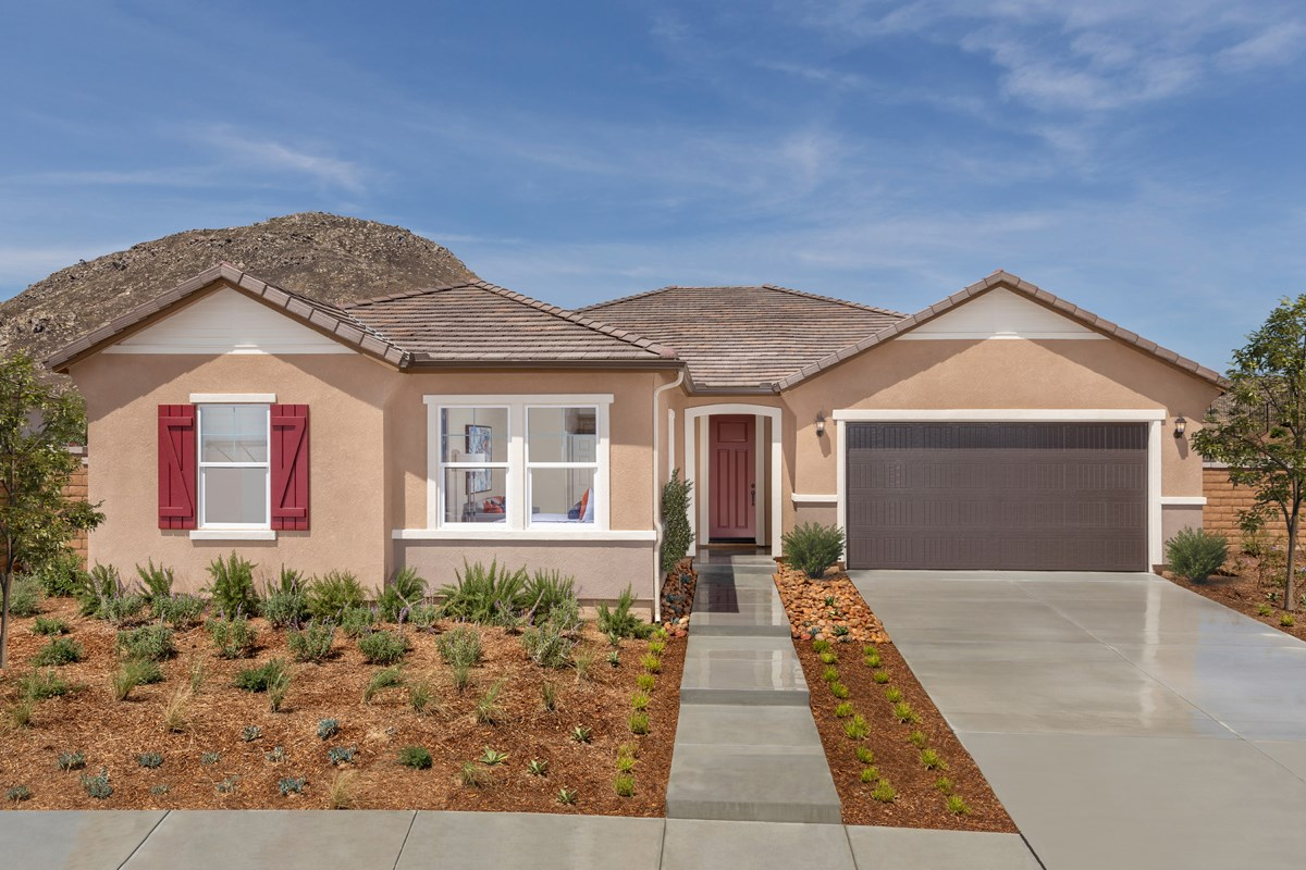New Homes in Riverside, CA - Carmel Ridge at Spring Mountain Ranch Residence Five