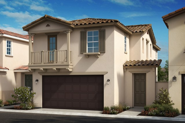 New Homes in Murrieta, CA - Spanish Colonial 'A'