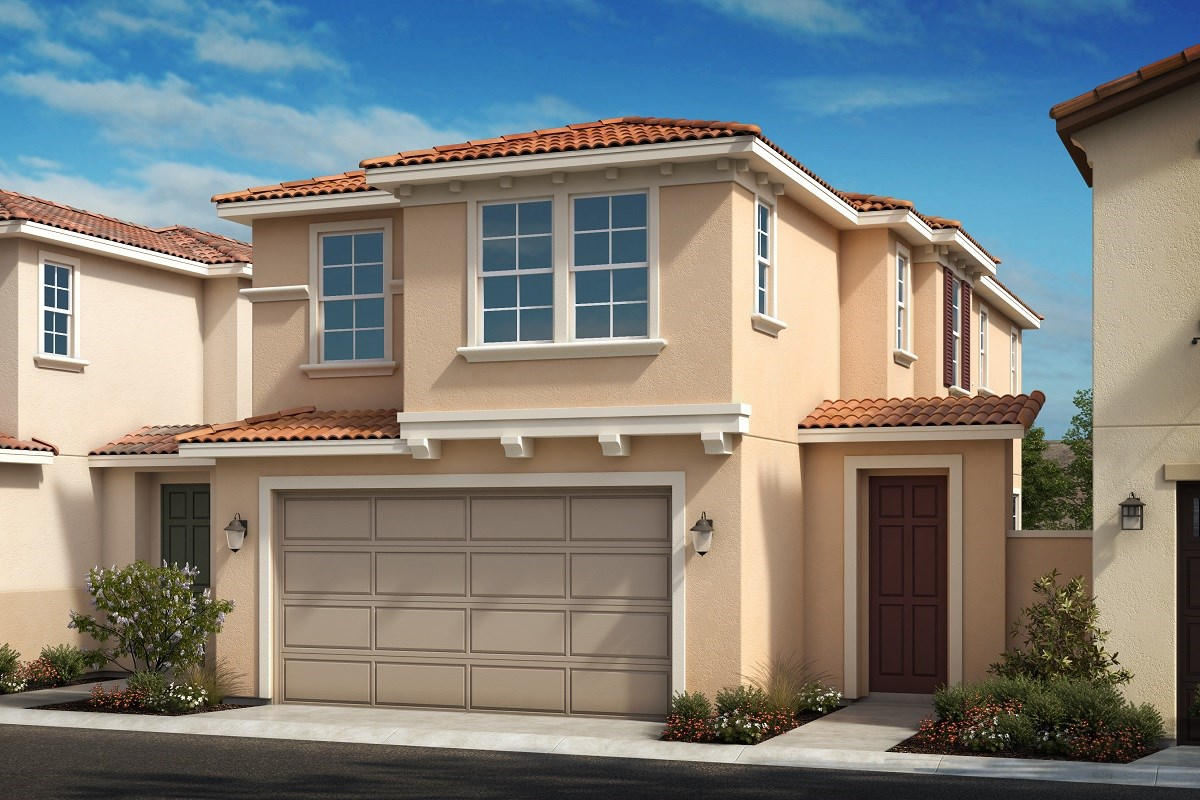 New Homes in Murrieta, CA - Central Park Residence 1750