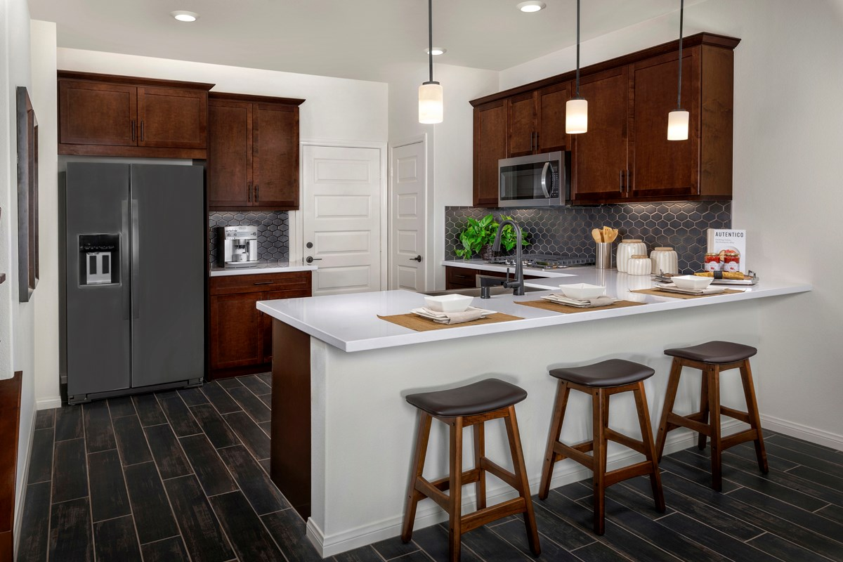 New Homes in Murrieta, CA - Westpark Residence 1557 - Kitchen