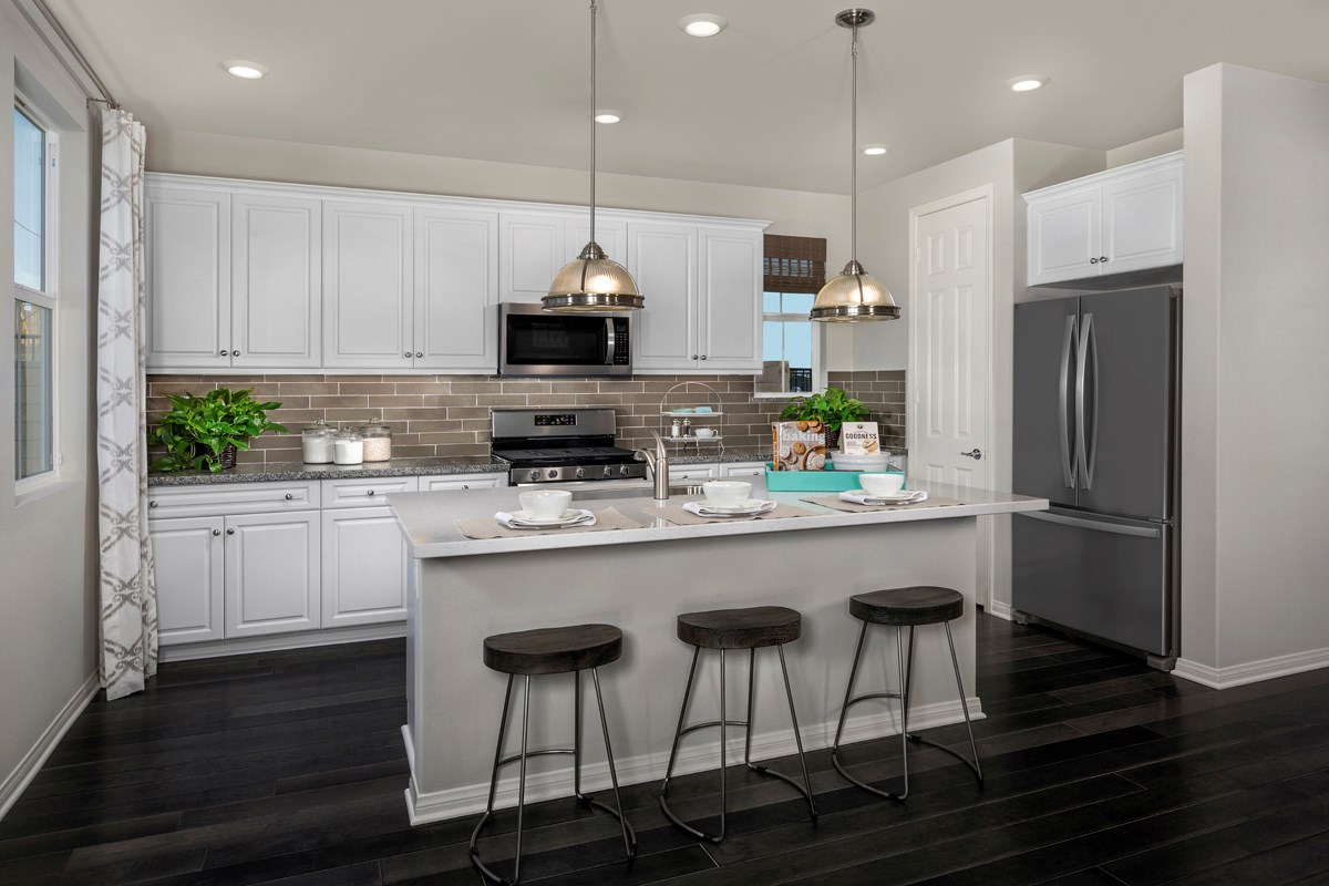 New Homes in Murrieta, CA - Westpark Residence 2028 - Kitchen