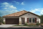 New Homes in Beaumont, CA - Residence 1557 Modeled