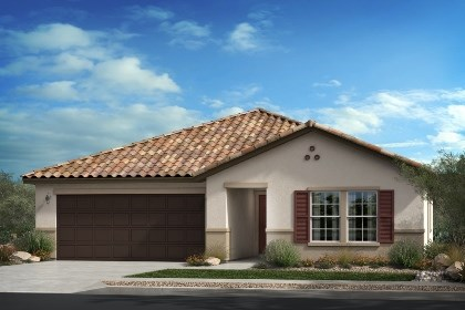 New Homes in Beaumont, CA - Spanish Colonial 'B'