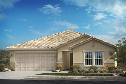 New Homes in Beaumont, CA - Tuscan 'C'