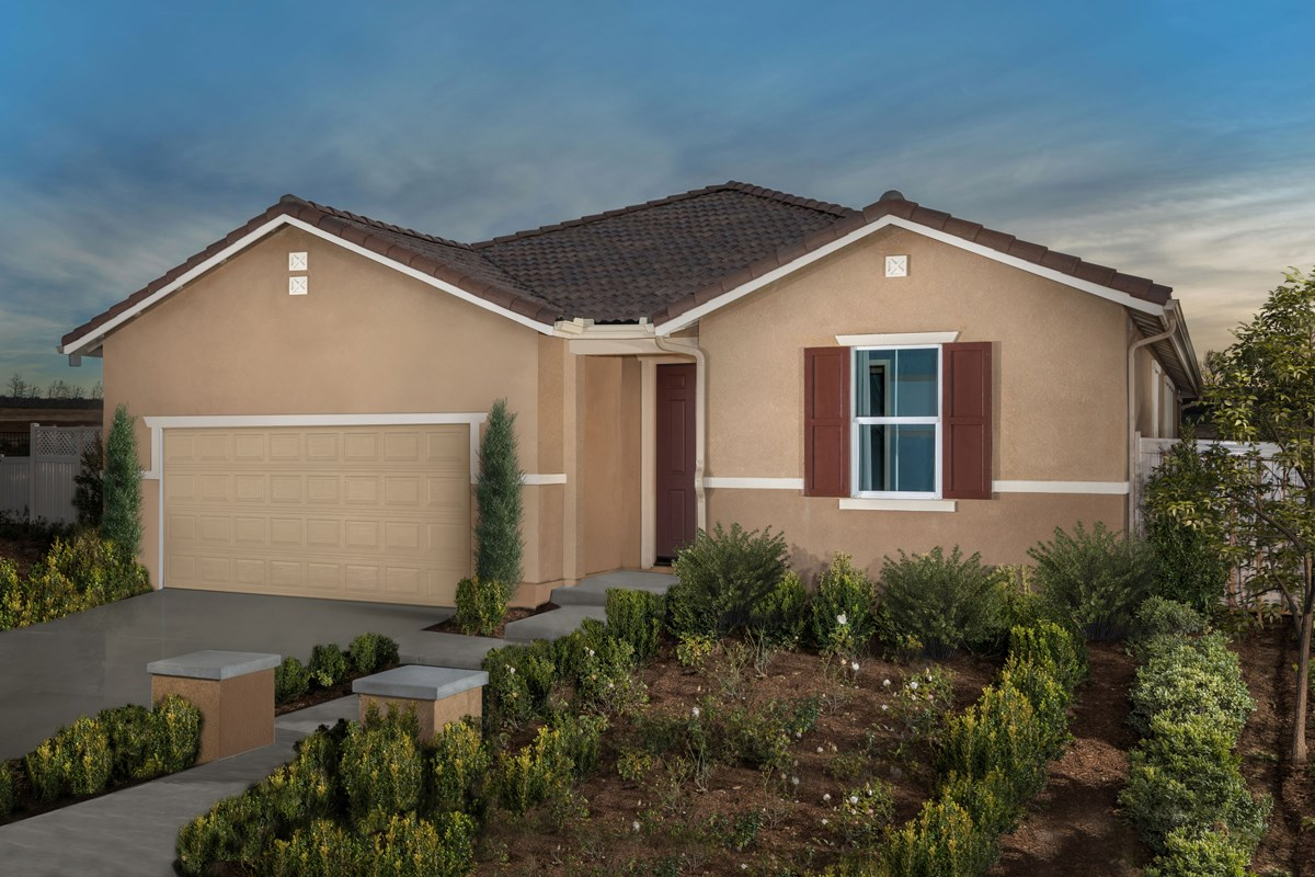 New Homes in Beaumont, CA - Cherry Blossom at The Fairways Residence 1718