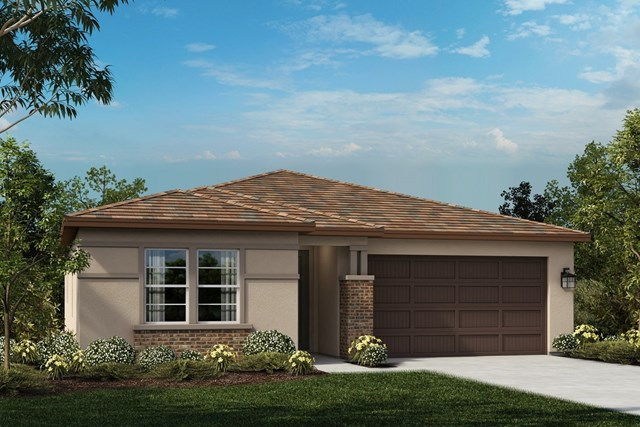 New Homes in Loma Linda, CA - Prairie 'C'