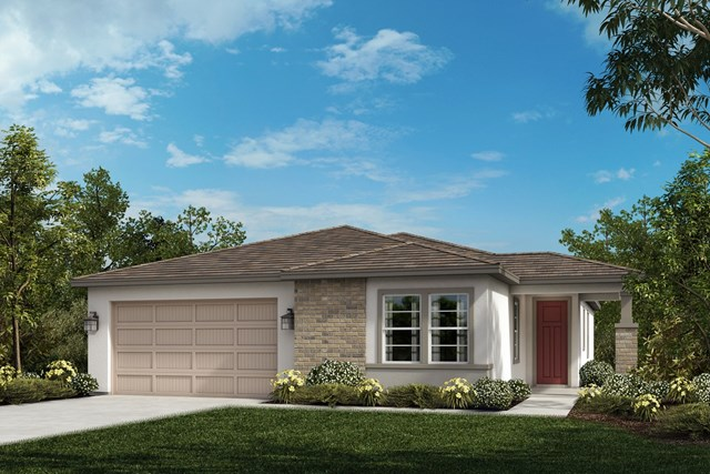 New Homes in Loma Linda , CA - Prairie 'C'