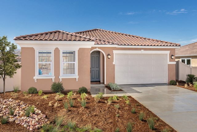 New Homes in Loma Linda , CA - Italianate 'A'