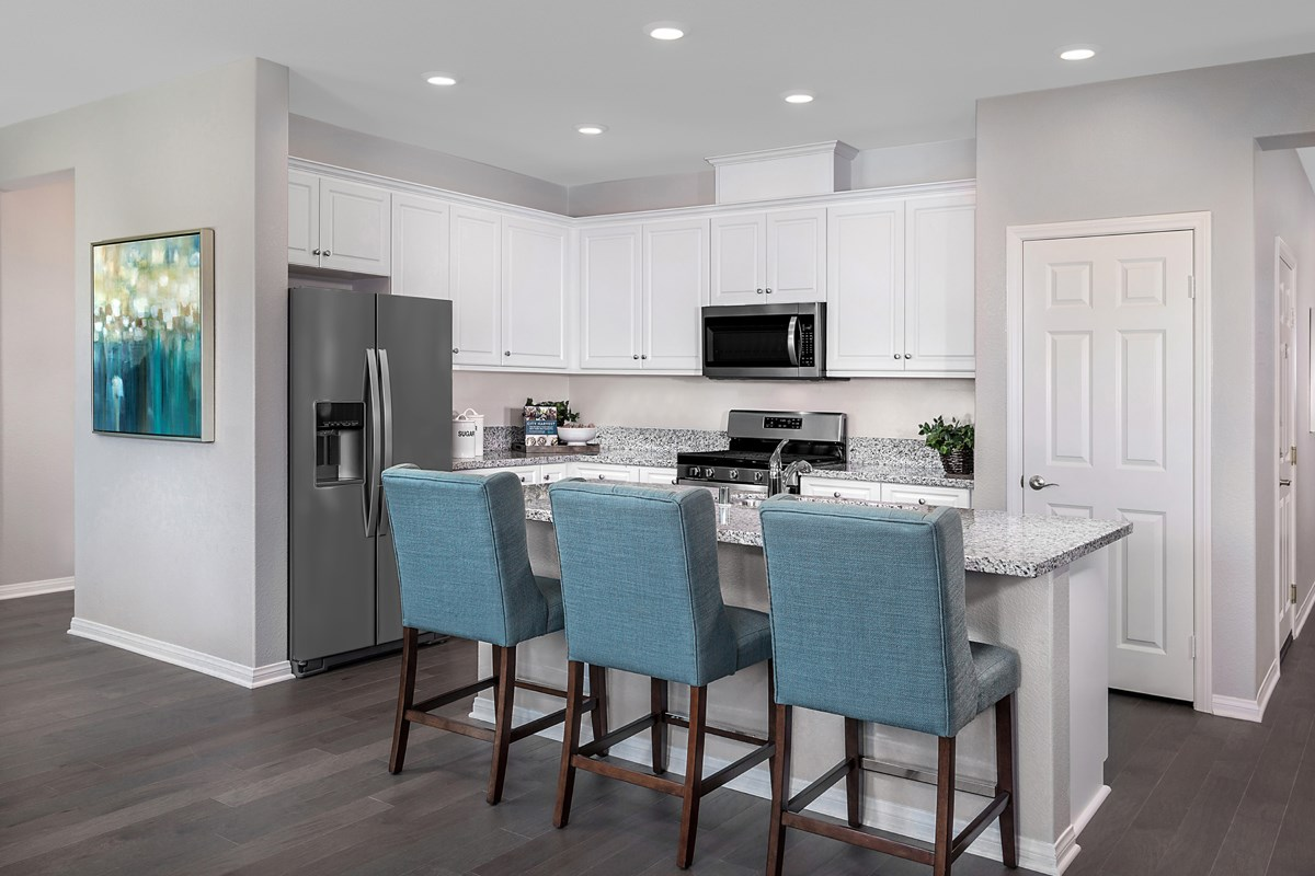 New Homes in Loma Linda , CA - Citrus Glen Residence 1481 - Kitchen