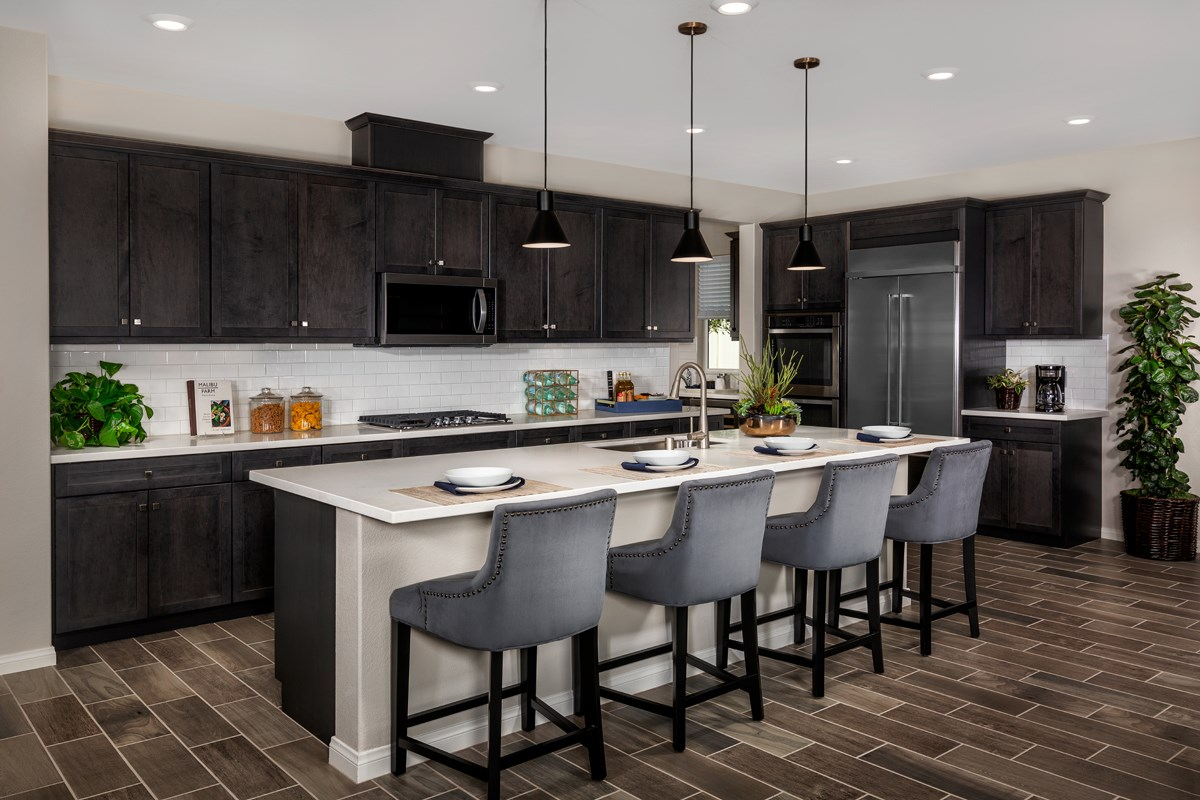 New Homes in Loma Linda , CA - Citrus Glen Residence 2507 - Kitchen