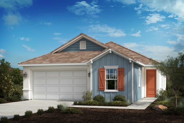 New Homes in Ontario Ranch, CA - Farmhouse 'C'