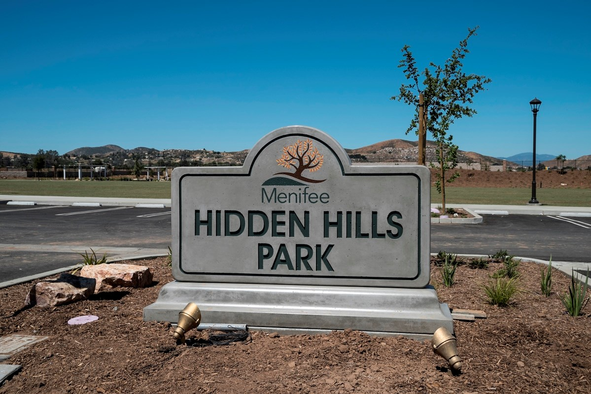 New Homes in Menifee, CA - Cypress at Hidden Hills Hidden Hills Park