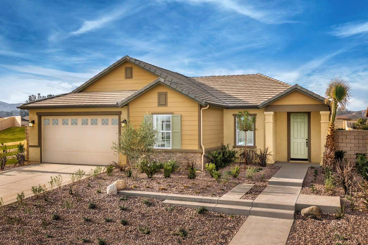 New Homes in Menifee, CA - Cypress at Hidden Hills Residence 1575
