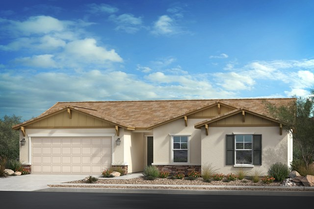 New Homes in Menifee, CA - Ranch 'B'
