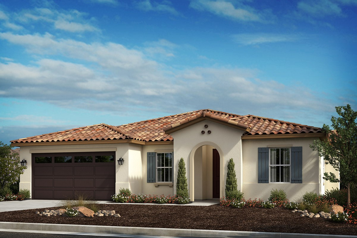 New Homes in Moreno Valley, CA - Daybreak Residence One