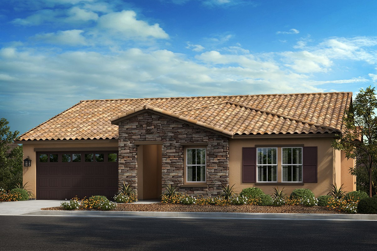 New Homes in Moreno Valley, CA - Daybreak Residence Two