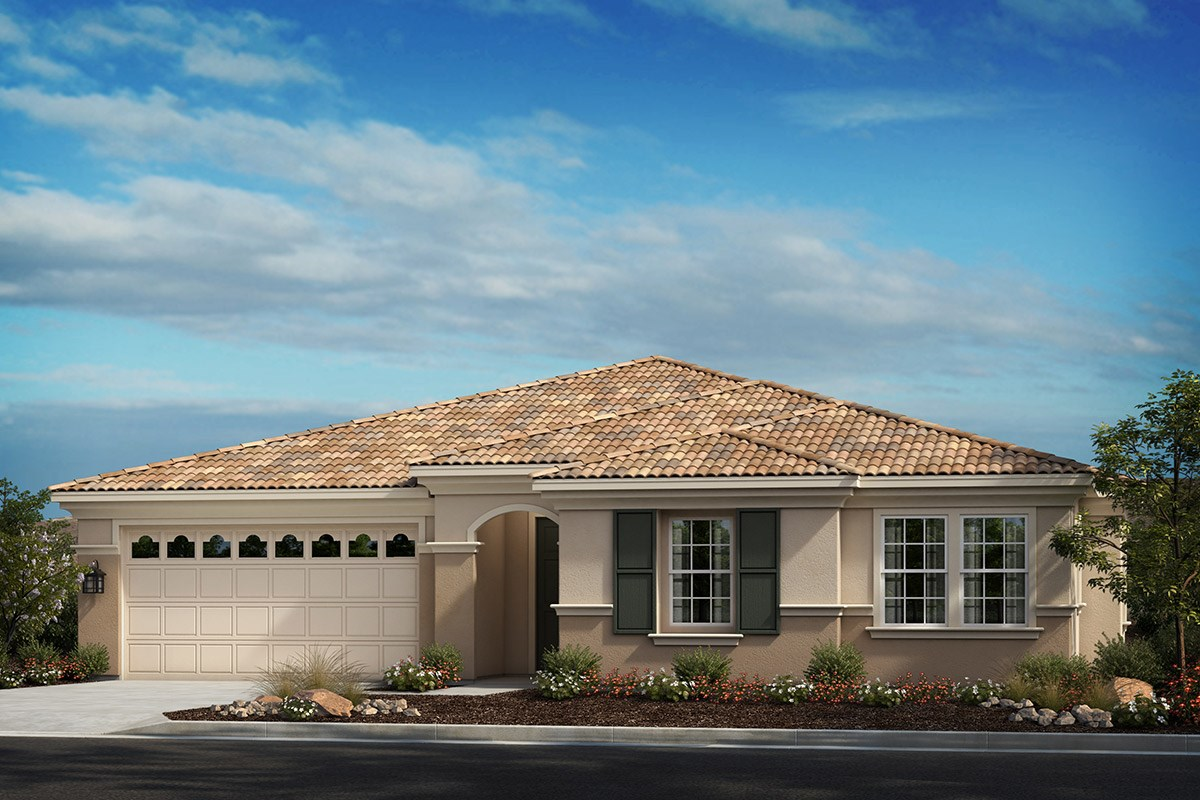 New Homes in Moreno Valley, CA - Daybreak Residence Three