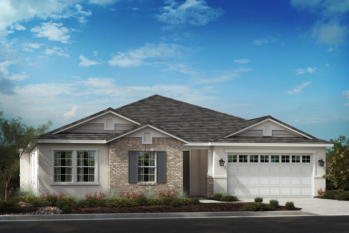 New Homes in Moreno Valley, CA - Daybreak Residence Four